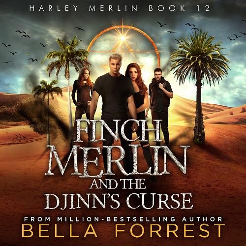 Finch Merlin and the Djinn's Curse