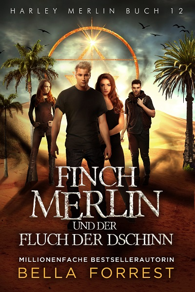 Finch Merlin und der Fluch der Dschinn