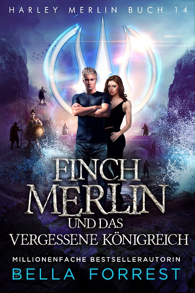 Finch Merlin und das vergessene Königreich