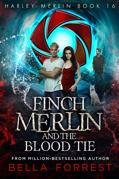 Finch Merlin and the Blood Tie