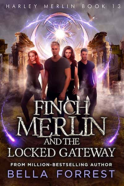 Finch Merlin and the Locked Gateway