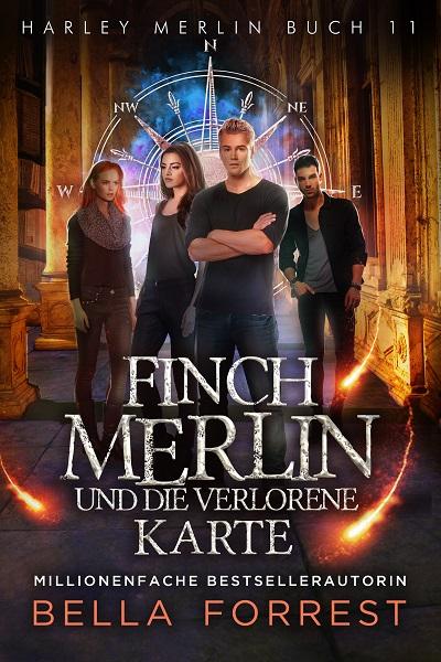Finch Merlin und die verlorene Karte