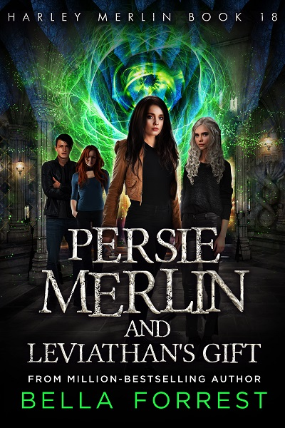 Persie Merlin and Leviathan's Gift