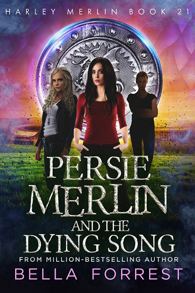 Persie Merlin and the Dying Song