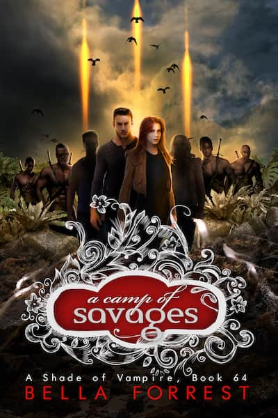 A Camp of Savages