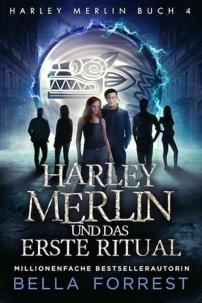 Harley Merlin und das erste Ritual