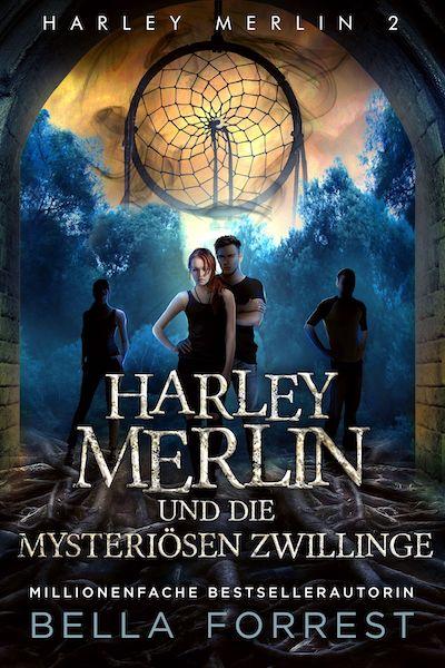 Harley Merlin und die mysteriösen Zwillinge